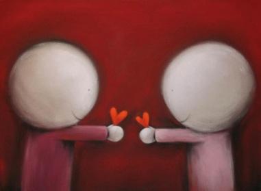 compartir corazones