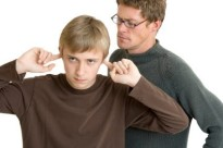 mala comunicación adolescente padre