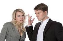 mala comunicación pareja
