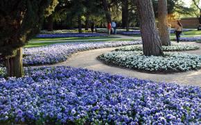 Jardín El Capricho, en Madrid
