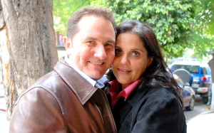 Marcela y Luis Fernando