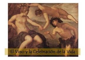 el vino y la celebracin de la vida