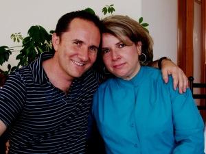 Dulce y Luis Fernando