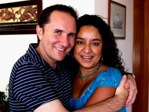 Luis Fernando y Adriana