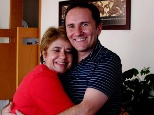 Pilar y Luis Fernando