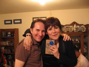 Aida y Luis Fernando