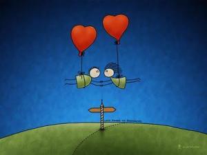 cuando llega el amor