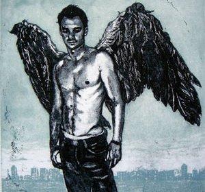 El ángel sobreprotector