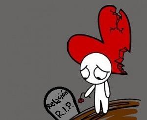 aceptar la pérdida del amor