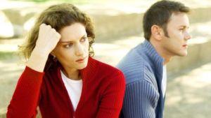 pareja no cumple expectativas o deseos