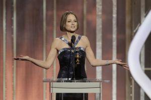 Judie Foster sale del closet