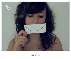 chica sonrisa