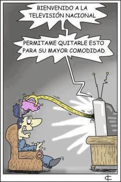 La tele nefasta