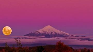 Volcán Chile