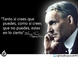 creencias_Henry Ford