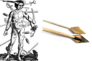 las dos flechas