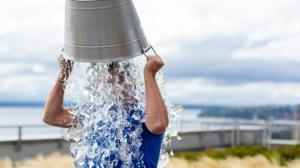 cubetada de agua