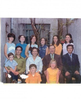 Familia Martínez Gómez