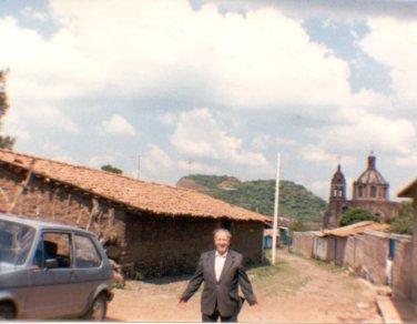 Papá en Janamuato