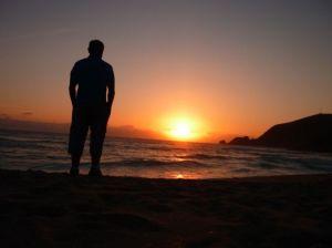 Ver puesta de sol