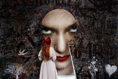 rostro-mujer-cerradura