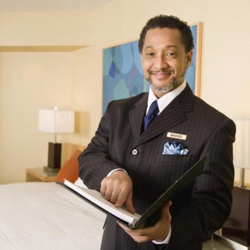 gerente hotel
